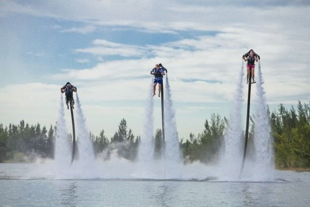 jetlev -  I need to do this with some friends someday..