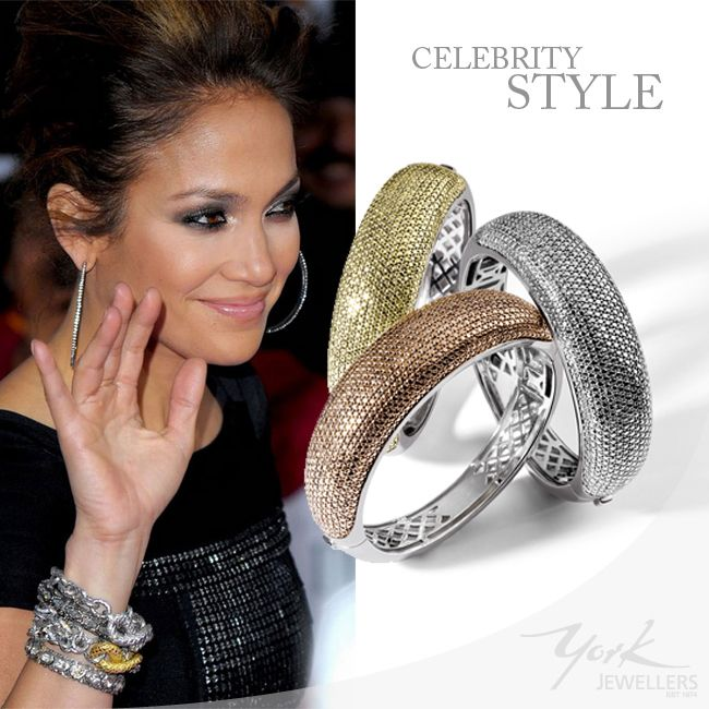 Celebrity Style with York Jewellers