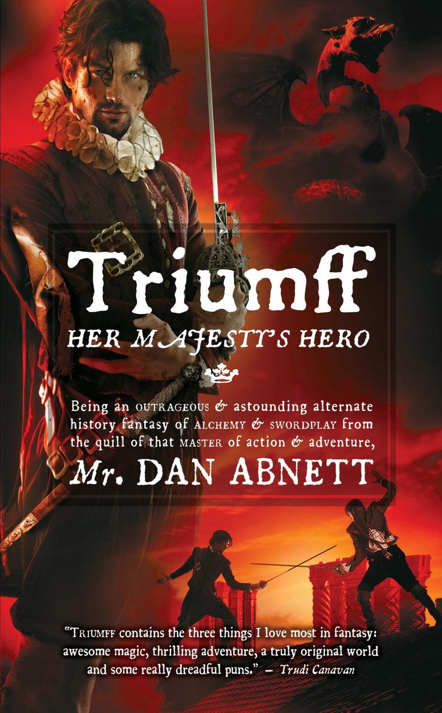 Dan Abnett  Triumff