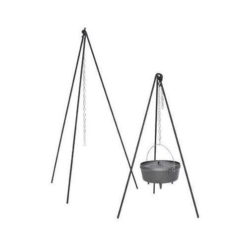 Lodge-60-Tall-Boy-Tripod-Cooking-Dutch-Ovens-Camping-Hunting-Gifts-Campfire