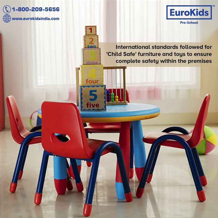 A secure learning environment is our priority. Our pre-school premises are equipped with child- friendly furniture that has rounded edges to ensure that your child is always secure.