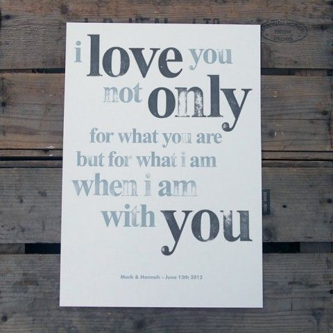 Wedding word inspiration, Coulson Macleod, via Aphrodite's Wedding Blog