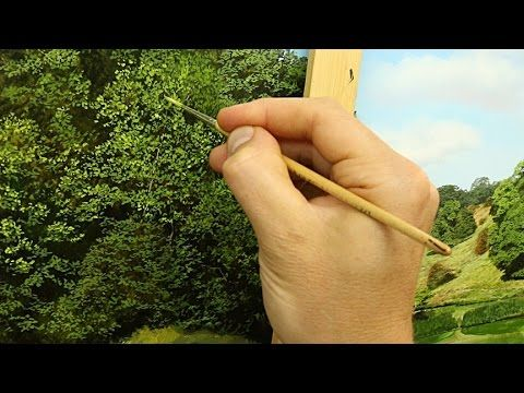 #55 Painting Leaves, Rivers, and Flowers| Oil Painting Techniques | MICHAEL JAMES SMITH - YouTube