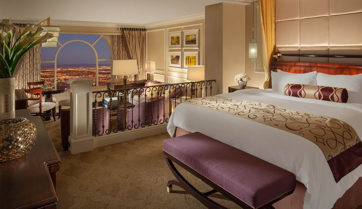 The Venetian - Luxury Suite Bed Chamber with One King Bed-have actually stayed in a suite like this.