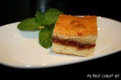 My Best Cookin' Yet: Masa Real-A Cuban Dessert (Pollo Tropical Guava Bar)