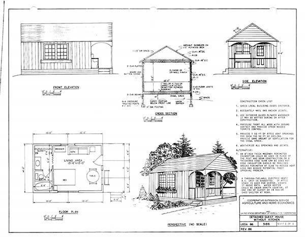 30+ Free DIY Cabin Plans & Ideas That You Can Actually Build ...