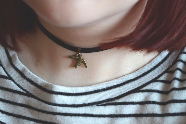 #diy #decor #choker #accessories #ActualThings #tumblr #sea #music #чокер #декор #сделайсам #украшения #мода #fashion
