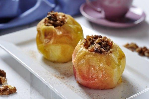 Microwave baked apples via MyFamily.kiwi