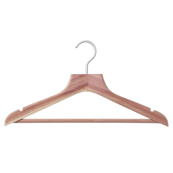 Red Cedar Hanger Thin 3pcs-set