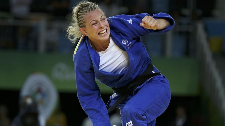 Conway defeated Graf, the Austrian, to get her hands on an Olympic bronze medal