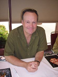 "2006 - William ""Dwight"" Schultz B.1947 Actor &Voice Actor"