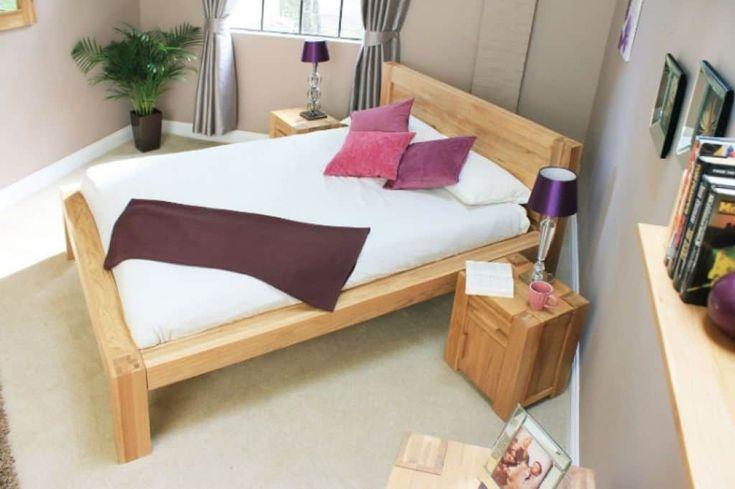 Wood Oak Bed Frames