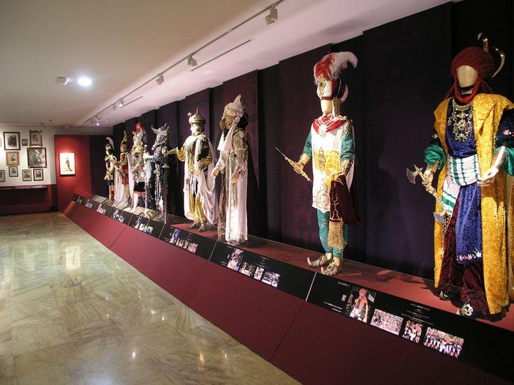 El renovado Museo Alcoyano de la Fiesta.