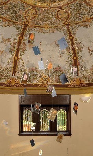 Pioggia di riflessioni by Antonia Ciampi. Archivio dei sogni @ Musei di Villa Torlonia