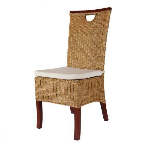 Id e sympa pour une chaise de salle manger style for Chaise coloree salle a manger