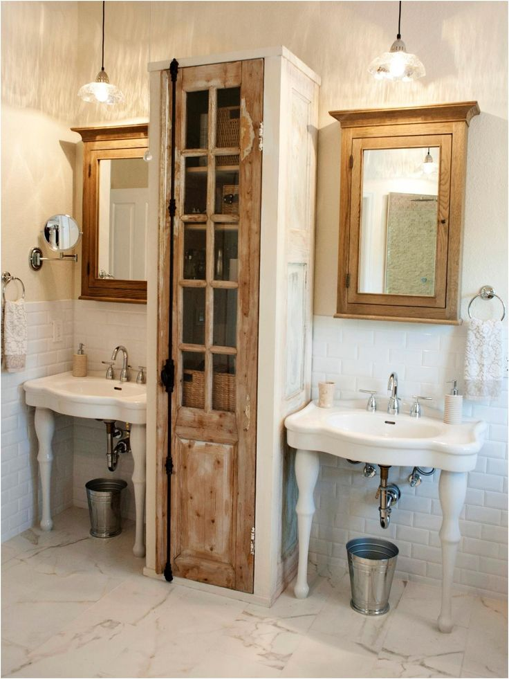 Tall Bathroom Cabinets From Vintage Bathroom Cabinets For