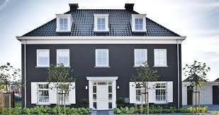 Afbeeldingsresultaat voor vrijstaande villa nieuwbouw