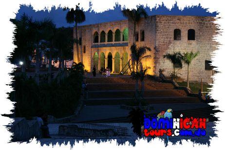 TOURS POR LA CIUDAD - DOMINICAN TOURS