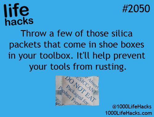 Toolbox Rust Hack