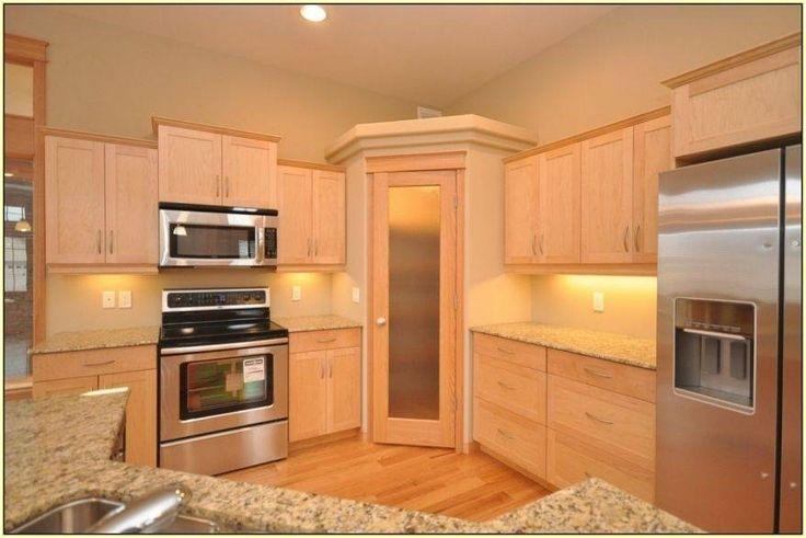 Catchy Kitchen Corner Pantry Ideas Tall Corner Pantry ...
