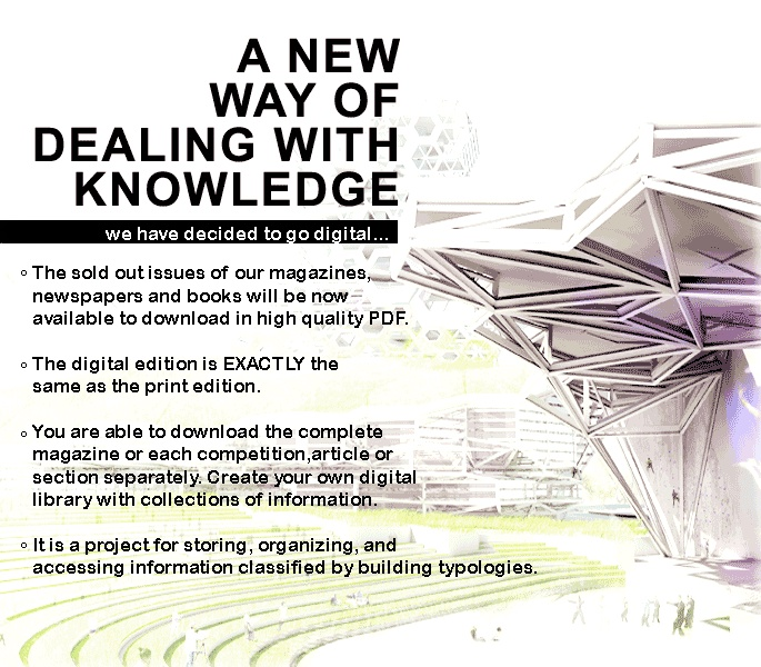 future architecture sold-out issues are available in PDF