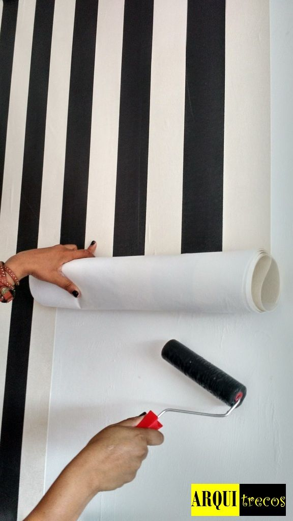 Transformando um quarto com papel de parede - GF Casa Decor