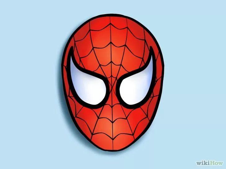 Imagen titulada Draw Spider Man Step 11