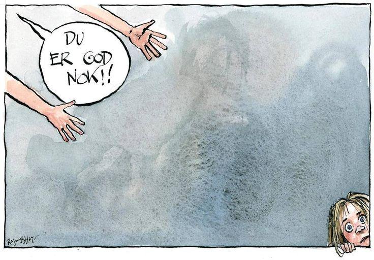 Kronik i JP. Illustration: Rasmus Sand Høyer
