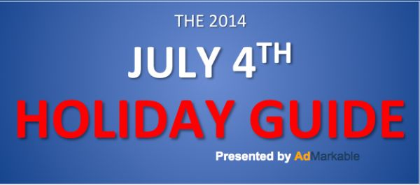 2014 July 4th Holiday Gift Guide - Camping gear, grilling accessories, and more!  #july4th #giftguide