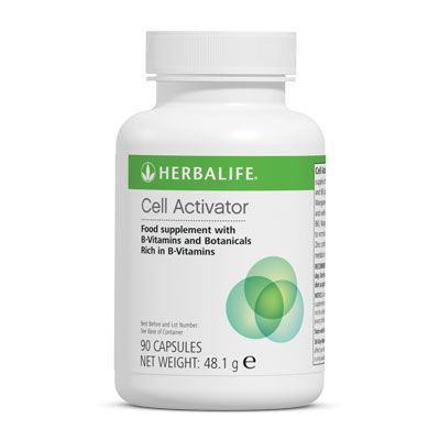 Cell Activator is a special formula which supplies the body with B-vitamins (B1, B2 and B6), plus the essential minerals, manganese and copper for normal energy metabolism and zinc for normal carbohydrate metabolism.
