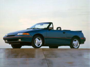 Mercury Capri XR2 '1991–94