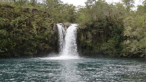 Cascada, Saltos del Petrohue