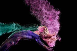 Powder Photo shoot