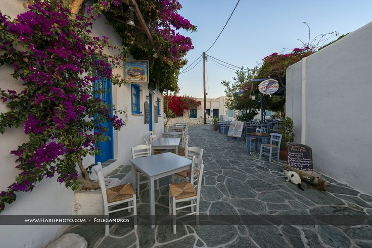 VISIT SOUTH AEGEAN | Folegandros Island Cyclades Greece #south_aegean