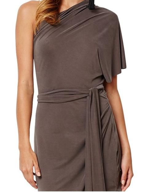 bec and bridge - Sandalwood Tie Dress