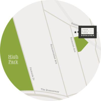 383 Sorauren + High Park