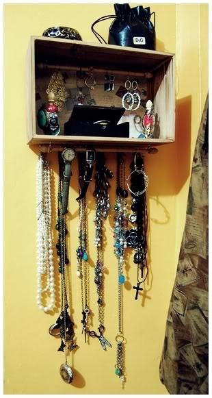 402 best Jewelry Storage images on Pinterest   Jewellery storage ...
