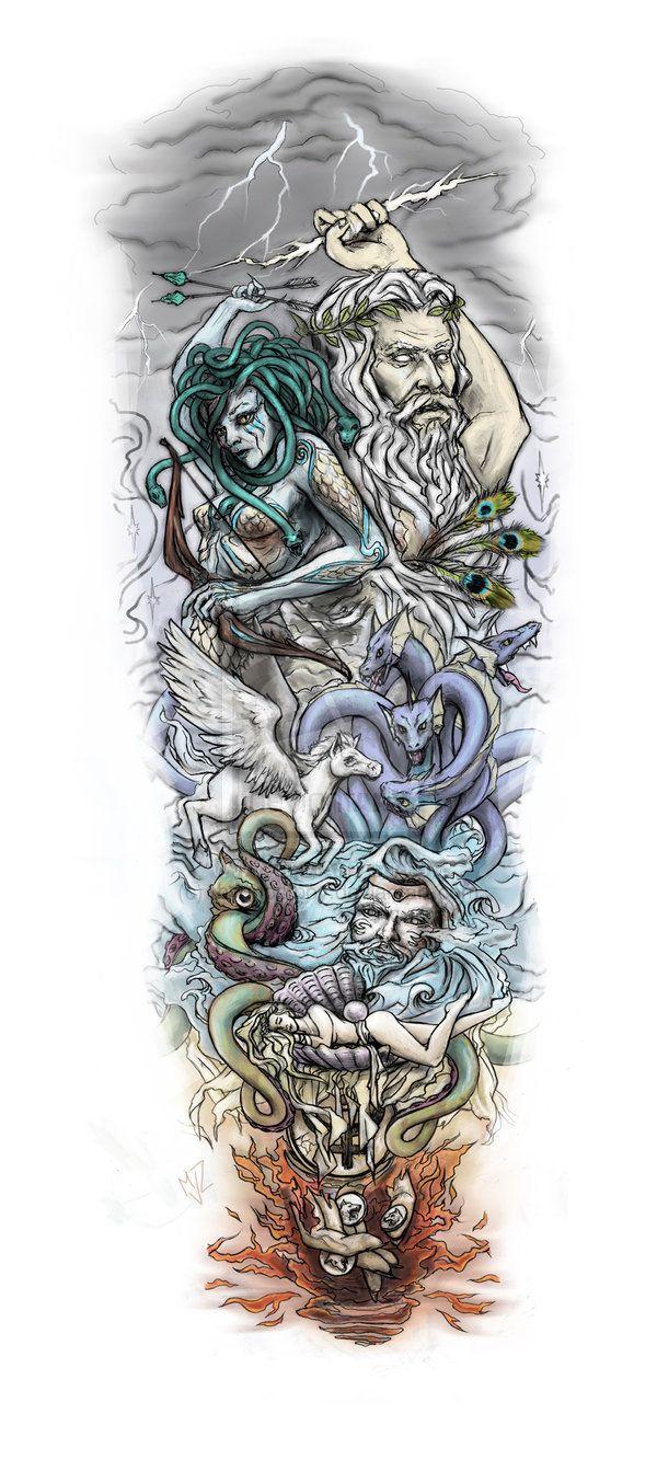 best 20 greek mythology tattoos ideas on pinterest greek god tattoo tattoo drawings and. Black Bedroom Furniture Sets. Home Design Ideas