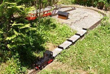 Zobrazit detail - Zahradní železnice Brno