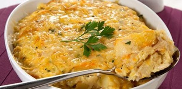 Bacalhau Cremoso | Receitas BR - Dicas de Culinária e Receitas Deliciosas