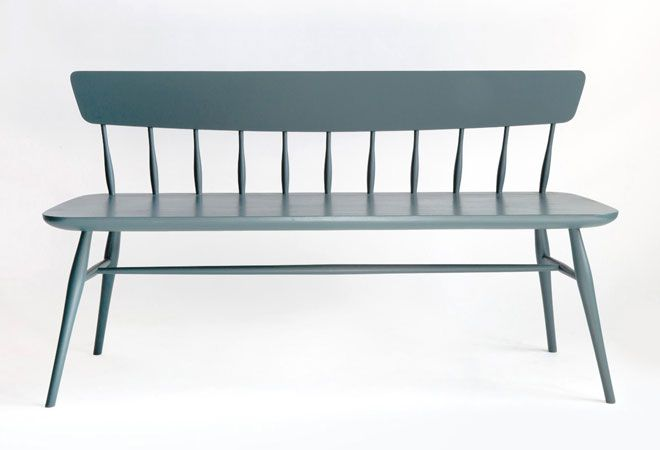 Miss Moss : spindle bench love