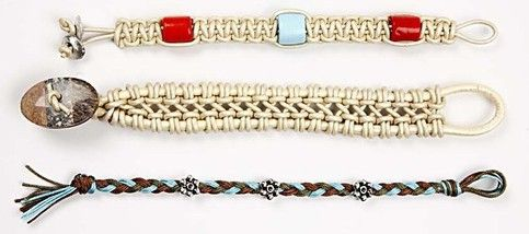 Macrame Bracelet Tutorials to Inspire - The Beading Gem's Journal