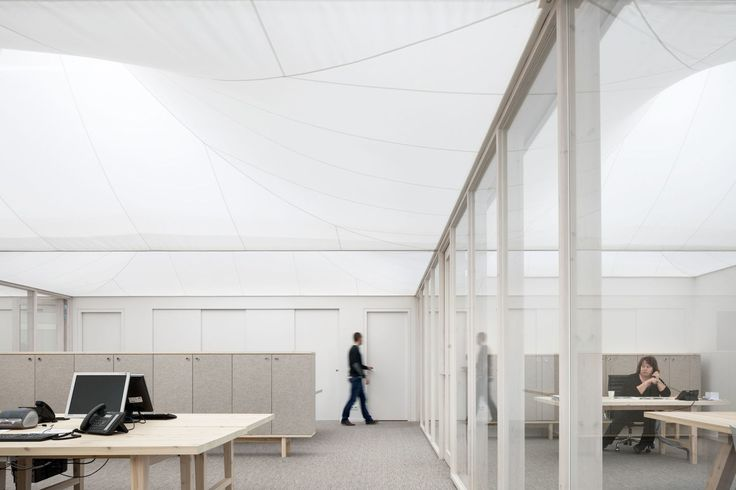 MONADNOCK, Stijn Bollaert · Interior Office of the Royal Tichelaar · Divisare