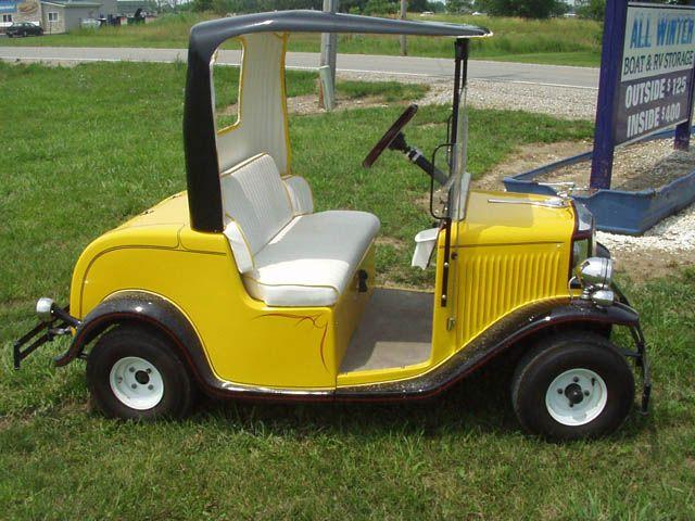 Custom Golf Carts - Marblehead Golf Carts - near cedar point