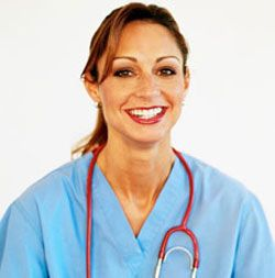 woman attending medical assistant training program in Colorado