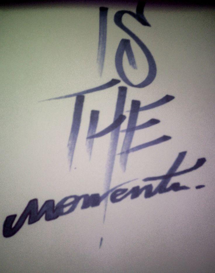 Crea  #isthemoment,#lettering,#hand,#style