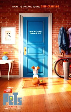 Here To View Download The Secret Life of Pets Movies Streaming Online in HD 720p…