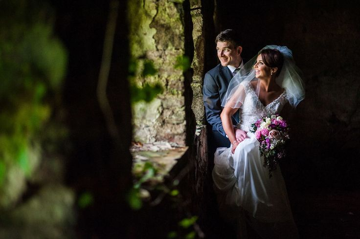 Claire and Ruairi's Wedding Adventure in Derryleckagh House - February 2017 — Aidan Oliver Photography