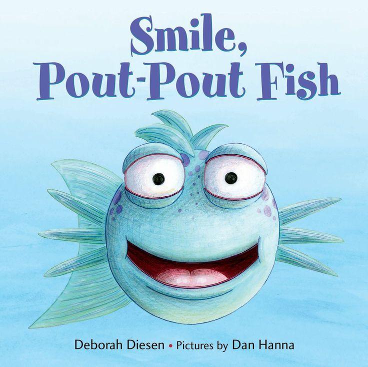 15 best the pout pout fish images on pinterest pout pout for The pout pout fish book