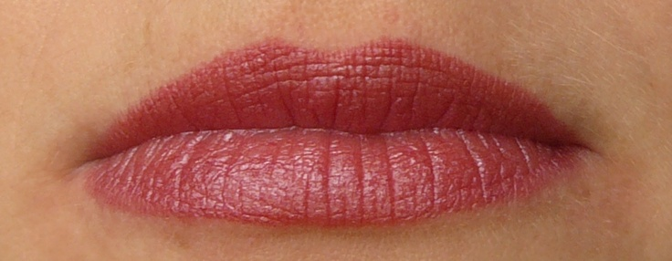 Rose Lip Colour and Rose Liner